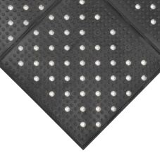 Apex™ 3X6 Multi-Mat II® 3' x 6' Black Floor Mat