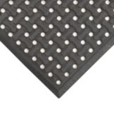 NoTrax® 1002-250 Black 3' x 5' Superflow® Floor Mat