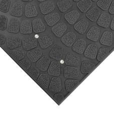 Apex™ 753-601 Black 3' x 4' Grip True® Floor Mat