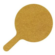 "Read Products SB-0914 Woodfiber 9"" Round Serving Board"