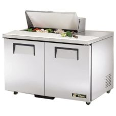 True® TSSU-48-8-ADA 12 Cu Ft Sandwich / Salad  Unit With 8 Pans