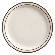 "World Tableware DSD-6 Ultima Desert Sand 6-1/2"" Plate - 36 / CS"