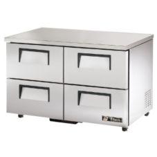 True® TUC-48D-4-ADA 4-Drawer 12 Cu Ft Undercounter Refrigerator