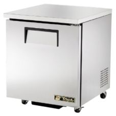 True® TUC-27-ADA 6.5 Cu Ft 2-Shelf Undercounter Refrigerator