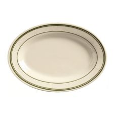 "World® Tableware VIC-19 Viceroy RE 16"" Oval Platter - 6 / CS"