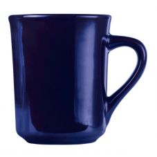 World Tableware TM-8-CB Montego Bay Cobalt 8.5 oz Tiara Mug - 36 / CS