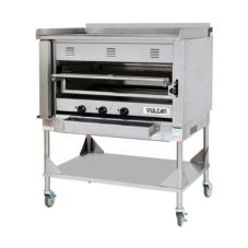 "Vulcan Hart VST4B HD Gas 45"" Chophouse Broiler"