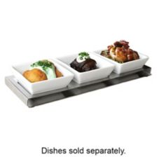 Front Of The House® BHO006BSS12 Stainless Steel Dish Holder