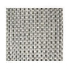 Front Of The House® Silver Metroweave® Basketweave Placemat