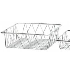 Buffet Euro WB106C Chrome Finish Square Wire Basket