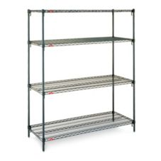 Metro A536K3 Super Adjustable Super Erecta 24 x 36 x 63 Starter Kit