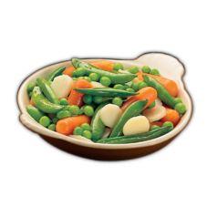 Hall China 433-BR Brown 8 Oz. Au Gratin / Shirred Egg Dish - 24 / CS