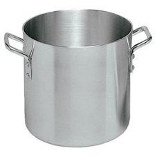 Update International APT-20 20 Qt. Aluminum Stock Pot