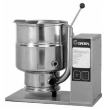 Groen™ TDB-40TA/2 Elec. 40-Qt 2/3 Jacketed Kettle / Cooker Mixer