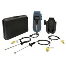 Cooper Atkins 93237-K Thermocouple Kit #1 With 3 Probes & Case