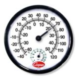 Cooper Atkins 212-150-8 -40° to 120°F Wall Thermometer