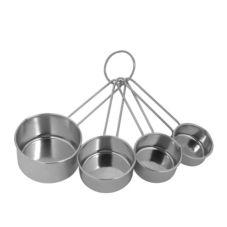 Ekco® 1094604 S/S 4-Piece Measure Cup Set