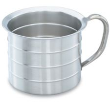 Vollrath® 79540 S/S 1 Gal. Graduated Urn Cup