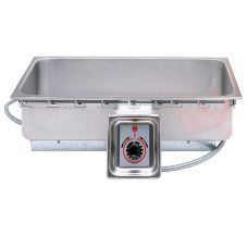 APW Wyott Top Mounted Drop-In Food Warmer, w/ Drain, TM-43D