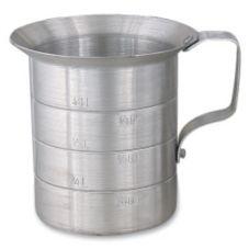 Browne Foodservice ML10 1 Qt. Aluminum Liquid Measuring Cup