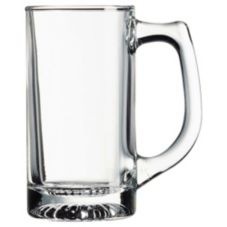 Cardinal 53329 Arcoroc Sport Glass 12-1/2 Oz. Beer Mug - 24 / CS
