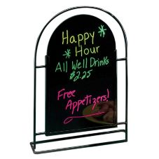 "Cal-Mil® 9"" x 15"" Wire Frame Double Side Write-On Board"
