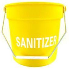 O'Dell PLS10Y Plastic Yellow 10 Qt Bucket