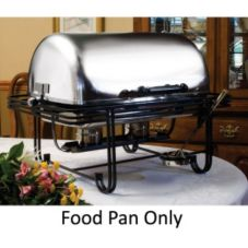 American Metalcraft CDFP33 Food Pan For MESA27 Rectangular 8 Qt Chafer