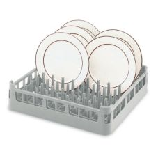 Vollrath® 5267260 Gray Full Size Standard Plate Rack