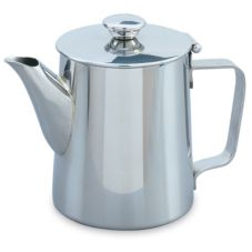 Vollrath® 46314 Mirror Finish 10 Oz. S/S Tea / Coffee Server