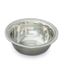 Vollrath® 46772 Mirror Finish S/S 2.25 Oz. Gadroon Edge Sauce Bowl