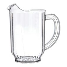 Carlisle® 554007 VersaPour® 60 Oz. Pitcher