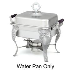 Vollrath® 46855 Royal Crest Chafer Replacement S/S Water Pan