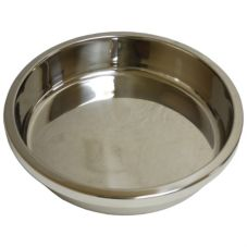 Round Food Pan for Ouverture 8 Qt Round Roll Top Chafers,