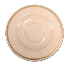 "Homer Laughlin China Seville® Lexington 5-5/8"" A.D. Saucer"