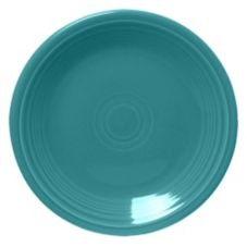 "Homer Laughlin China Fiesta® Turquoise 7-1/4"" Plate"