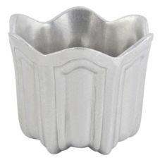 Bon Chef 9058 PEWTER Aluminum 20 Oz. Garnish Bowl
