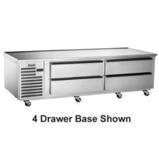Vulcan Hart VSC60 Self-Contained 60 In. Refrigerated Base w/ 2 Drawers