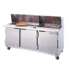 Beverage-Air SPE72-18C Elite Refrigerated Counter with 18 Pan Openings
