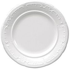 Oneida Venezia Undecorated Plate, 6¾""