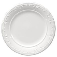 Oneida Venezia Undecorated Plate, 9-5/8""