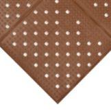 NoTrax® 411-565 Multi-Mat II® 3' x 4' Brown Floor Mat