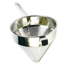 "S/S Fine 12"" China Cap Strainer"