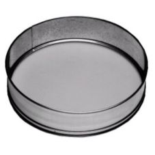 "Johnson-Rose 3512 12"" Stainless Steel Sieve"