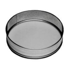 "Johnson-Rose 3510 10"" Stainless Steel Sieve"