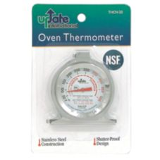 "Update International Standing Oven Thermometer with 2"" Dial"