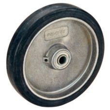 "Win-Holt® 715 Replacement 8"" Mold On Rubber Wheel"