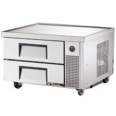 "True® S/S 36""W 2-Drawer Refrigerated Chef Base"