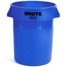 Rubbermaid® FG263200BLUE 32 Gallon BRUTE® Container