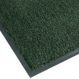 Apex 4468-180 Atlantic Olefin® 4' x 10' Forest Green Floor Mat